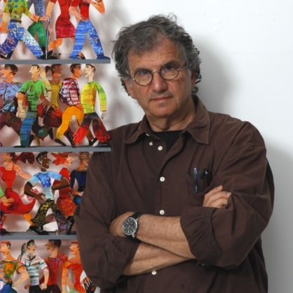 David Gerstein Portrait