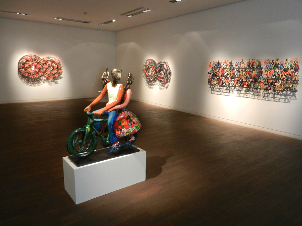 David Gerstein exhibition in South Korea