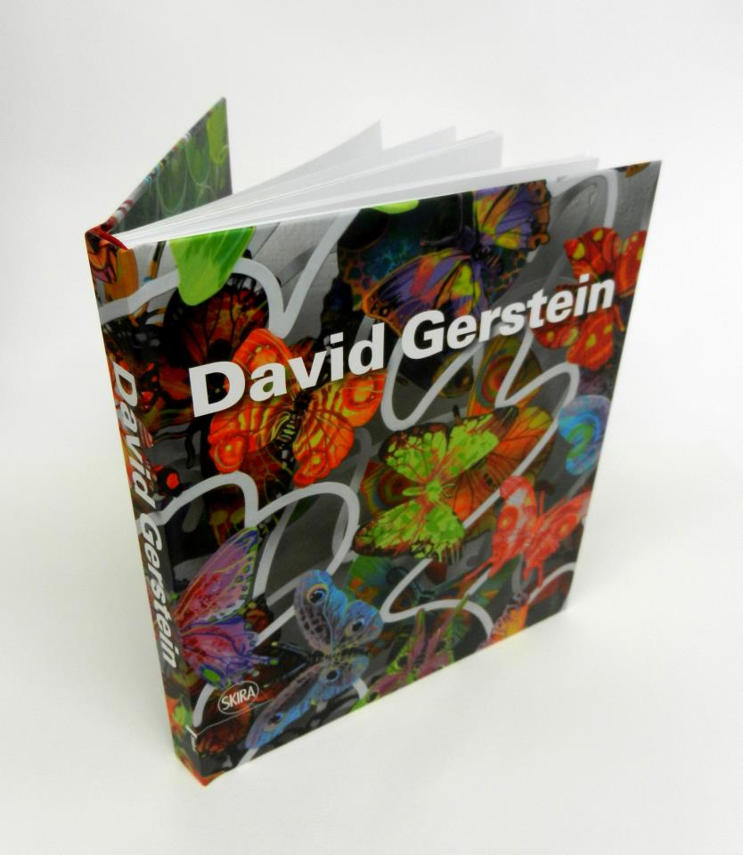 David Gerstein past and present book by Skira