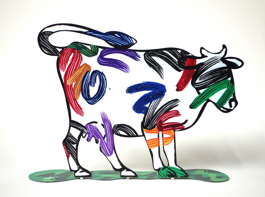 Nava cow by david gerstein
