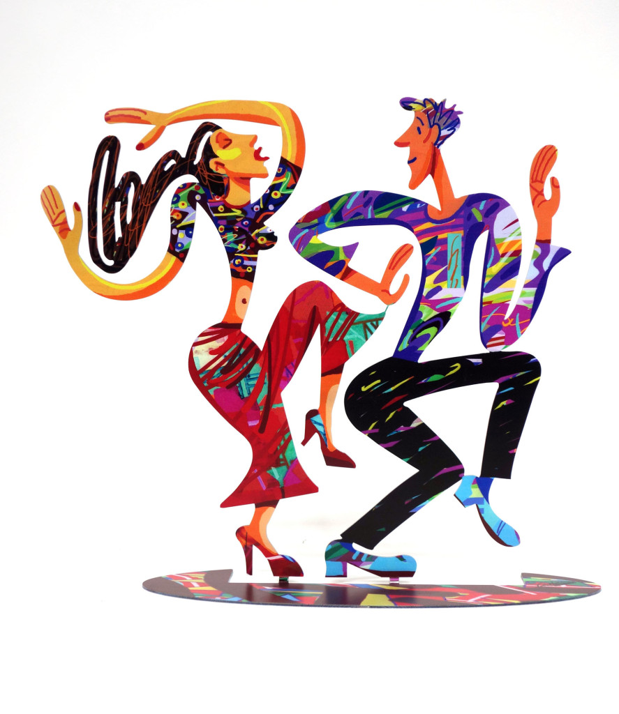 New Dancers by David Gerstein, newly designed for 2013