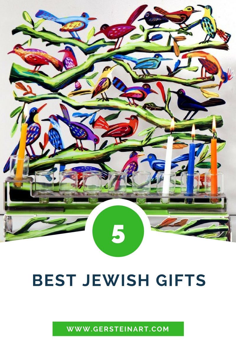 five best jewish gifts by david gerstein