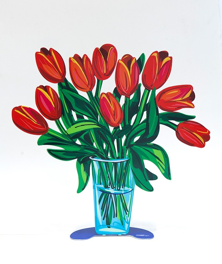 Tulips Vase Small By David Gerstein Only On The Official Gersteinart